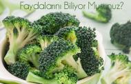 brokoli faydaları ve zararları