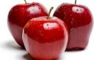 Elmadaki gıda terörüne dikkat edelim.