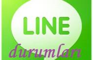 line durumları