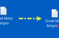 windows 8 dosya uzantılarını gösterme