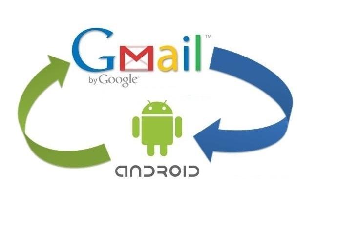 Telefon Rehberini Gmail'e Yedekleme