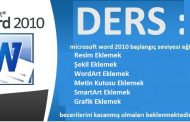 microsoft word 2010 başlangıç seviyesi eğitim ders 5